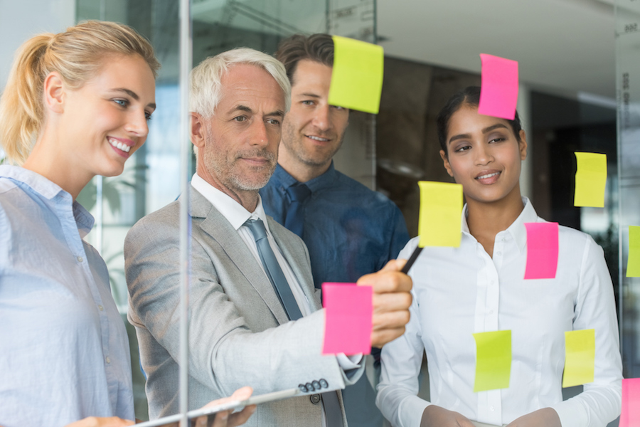 Aligning people, processes and technology for digital success