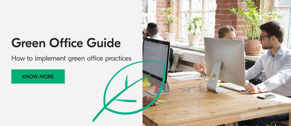 Green office guide: How to implement green office practices