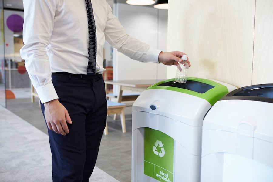 5 key benefits of implementing a corporate recycling program