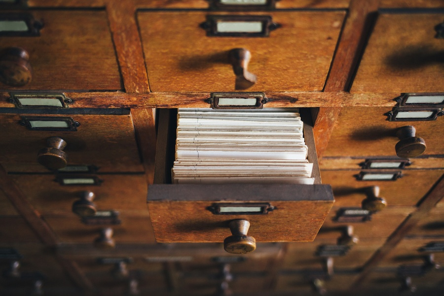 The Cabinet Files: What can the incident teach us about document management?
