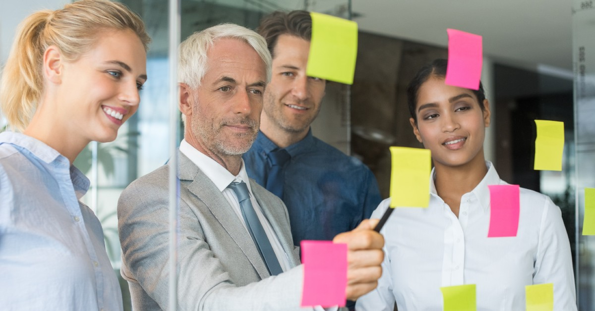 Aligning people, processes and technology for digital success in hybrid work environments