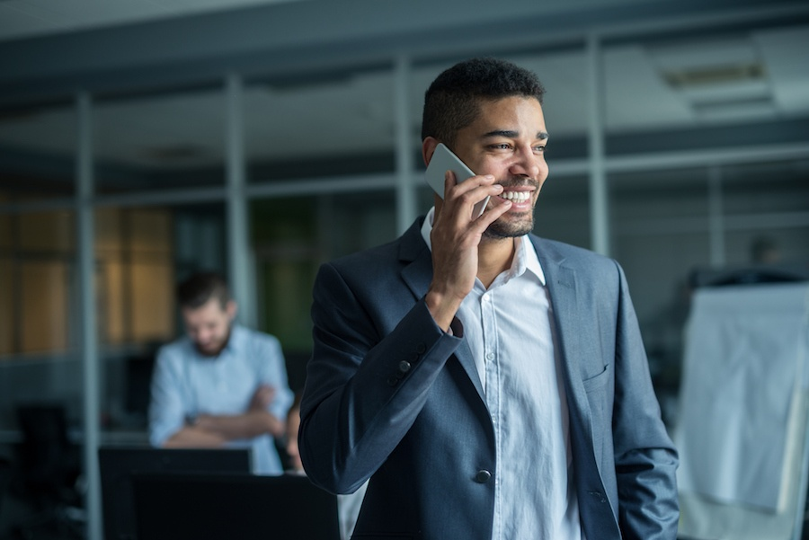 How mobile devices can increase workplace productivity
